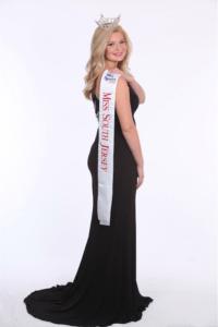 Miss South Jersey, Julia Magill, as captured by Richard Krauss