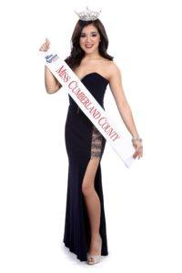 Miss Cumberland County, Olivia Cruz, as captured by Richard Krauss