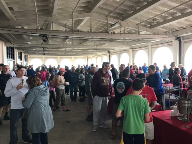 The Chili Chowder Festival in Ocean City, nj