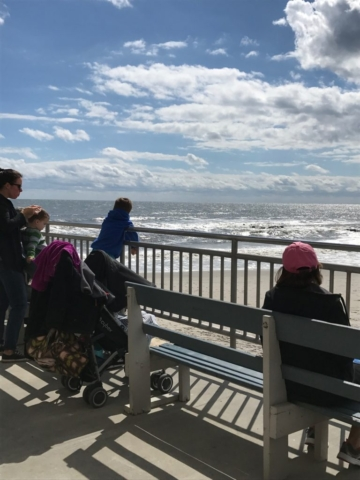 Chili Chowder Festival goers had great Ocean City views while they ate