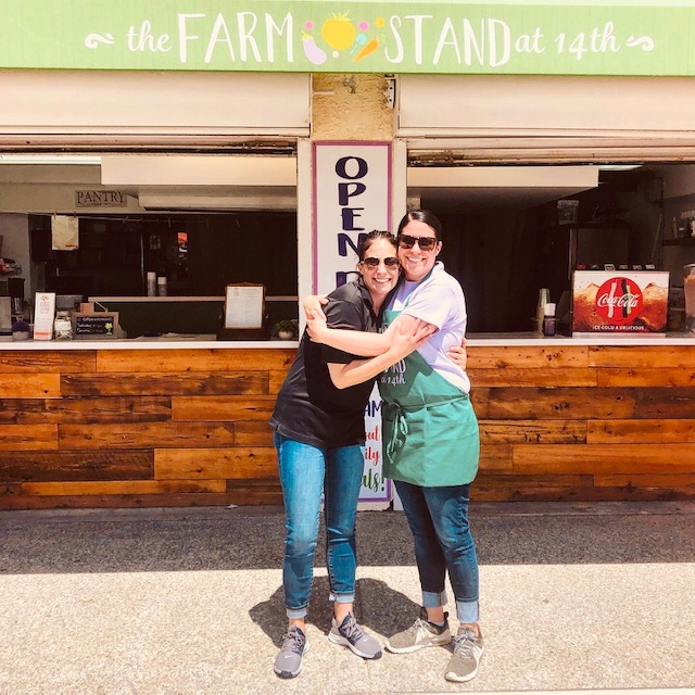 Farmstand at 14th is open for dining