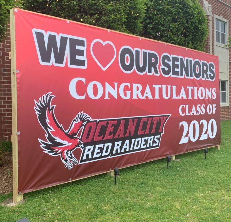 OCHS Graduating class of 2020