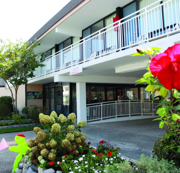 Harris House Motel Ocean City