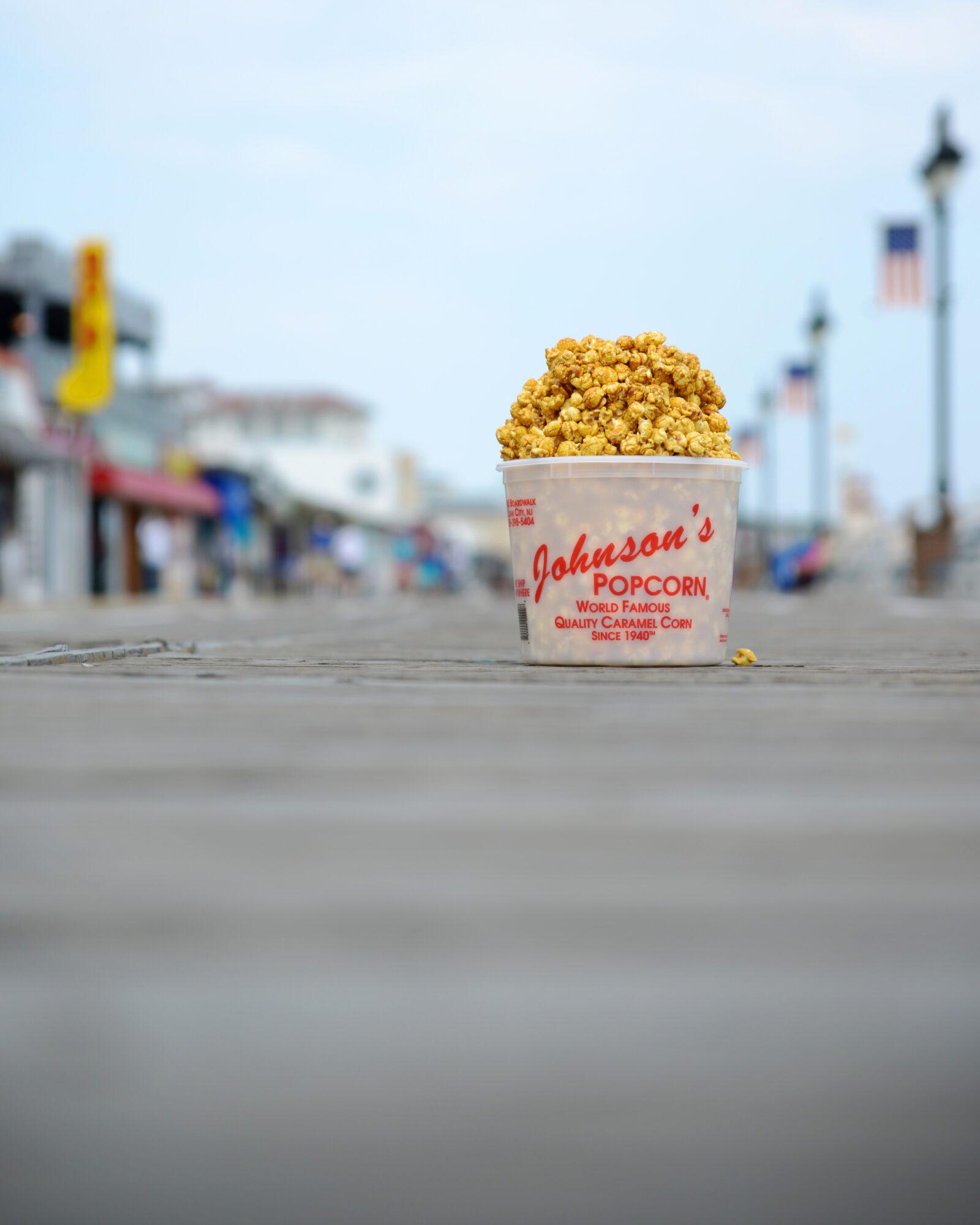 Johnson's Popcorn